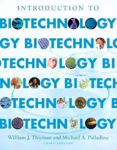 IntroductionBiotechnology