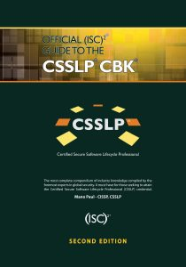 Official (ISC)2 Guide to the CSSLP CBK - Paul, Mano